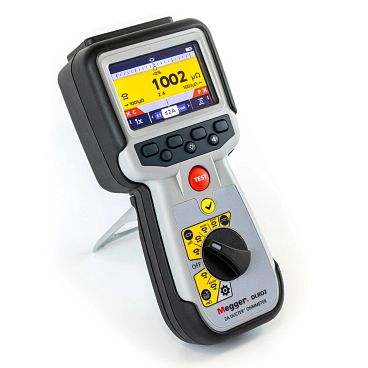 2 A Low resistance ohmmeter
