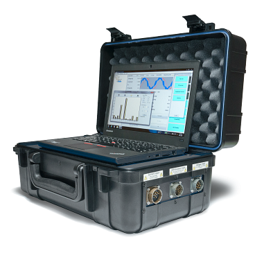 Dynamic motor analyzer